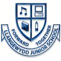 Llangewydd Junior School logo