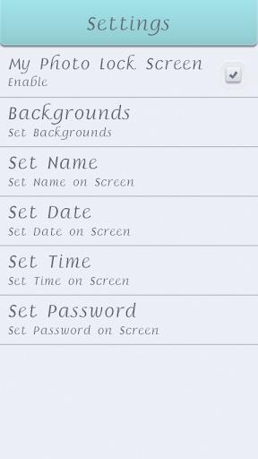 玩免費生活APP|下載我的名字锁定屏幕 app不用錢|硬是要APP