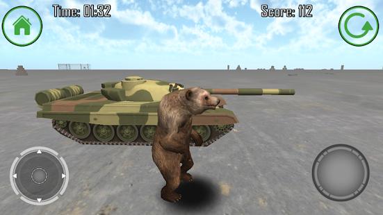 Bear Simulator 3D Madness