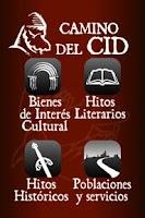 Screenshot of Camino del Cid