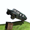 3D Stunt Car Race logo