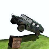 3D Stunt Car Race
