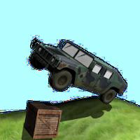 3D Stunt Car Race 1.0