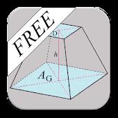 Fläche/Volumen FREE