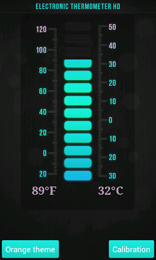 電子体温計 HD