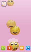 Screenshot of Emoji Live Wallpaper