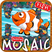 Puzzles floppy fish
