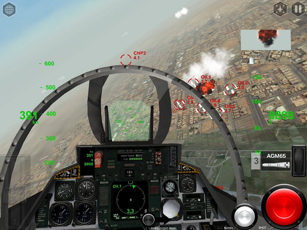 AirFighters Pro - screenshot