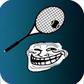 Fake A Tennis Fault
