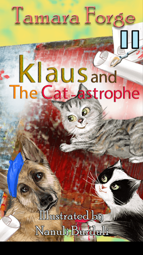 Klaus and the Cat-astrophe