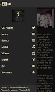 Nashville Pussy- screenshot thumbnail