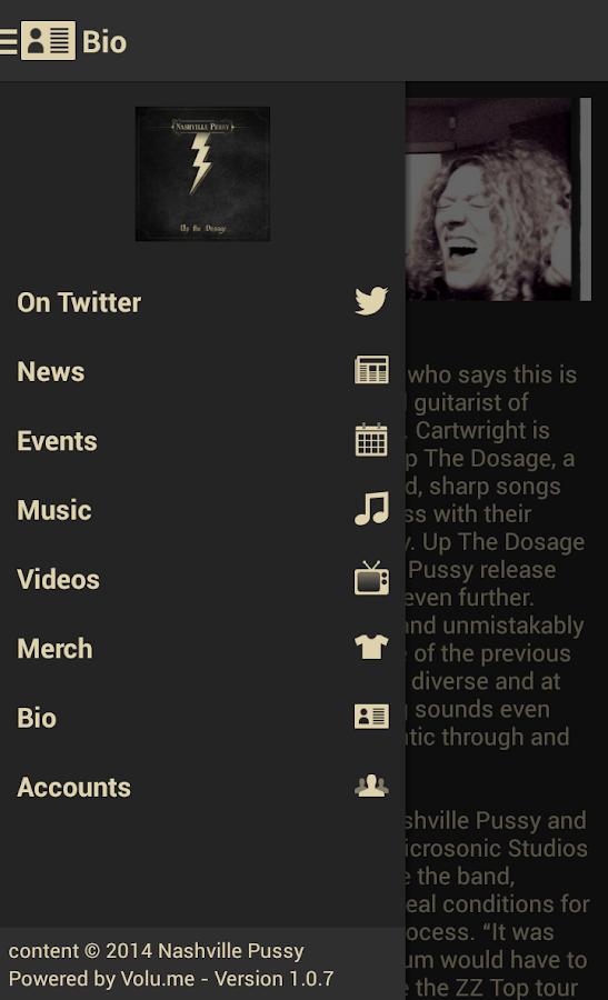 Nashville Pussy- screenshot