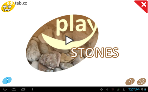 Play Stones - game for kids