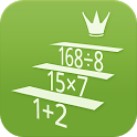 Math marathon icon