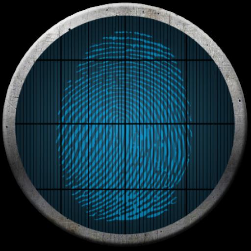 Finger Print Scanner Lock Pro LOGO-APP點子