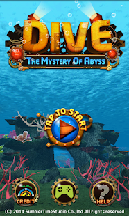 DIVE -The Mystery Of Abyss-- screenshot thumbnail