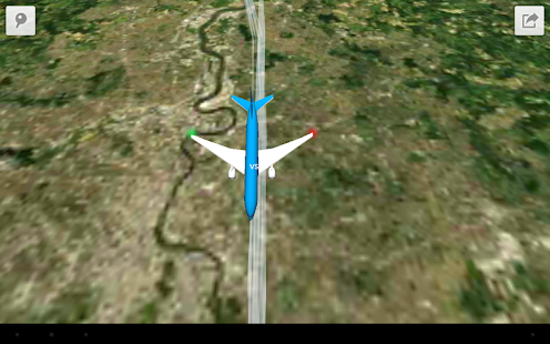 Plane Finder 3D - screenshot thumbnail