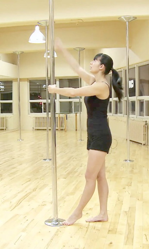 Learn Pole Dancing Workout