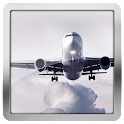 Air Travel Compass HD Live LWP icon