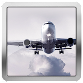 Air Travel Compass HD Live LWP
