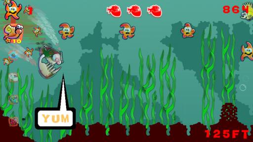 Zombie Piranha
