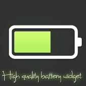 Simple Battery Widget