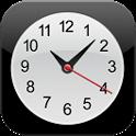 i Clock icon