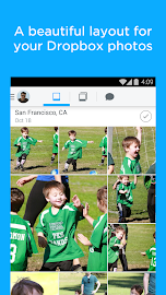 Carousel - Dropbox Photos Screenshot 1