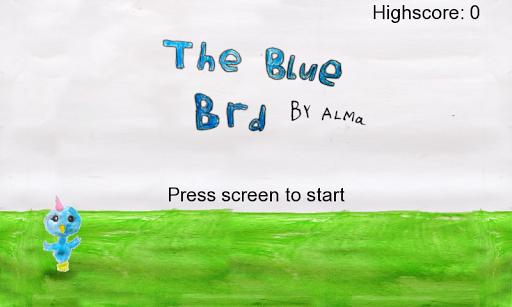The Blue Brd