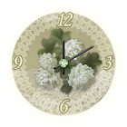 クローバーアナログ時計ウィジェット icon