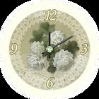 Clover Analog Clock Widget icon