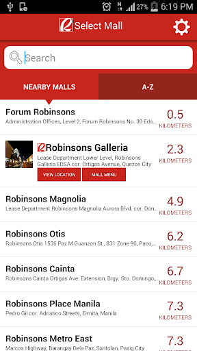 Robinsons Malls