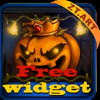 Halloween Theme GOWidget 1.0
