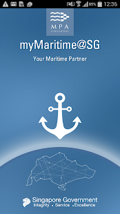 myMaritime@SG- screenshot thumbnail