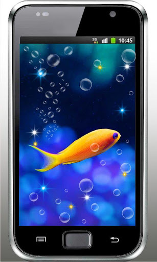 Sea Fishes Life live wallpaper