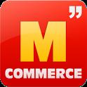 M커머스 할인쿠폰 소셜커머스 티켓 맛집 숙박 icon