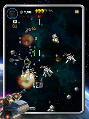 LEGO® Star Wars™ Microfighters - screenshot