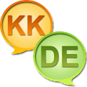 Kazakh German Dictionary + icon