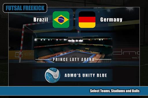 Futsal Freekick
