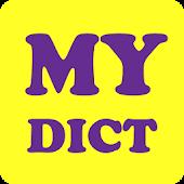 Myanmar Dictionary Translator