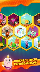 Disco Bees - New Match 3 Game - screenshot thumbnail