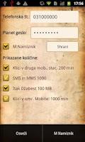 Screenshot of Poraba