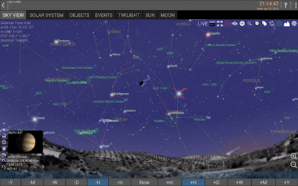 Mobile Observatory - Astronomy Screenshot 1