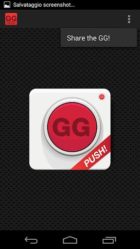 GG Virtual Button