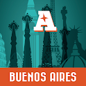 Buenos Aires guía mapa offline icon