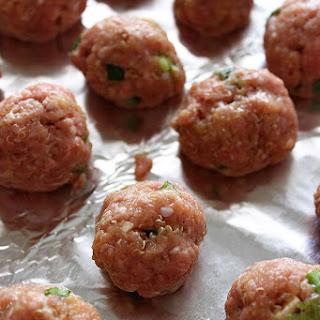 Spicy Ground Turkey Meatballs Recipes.