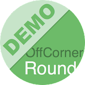 OffCorner Round Icon Pack DEMO