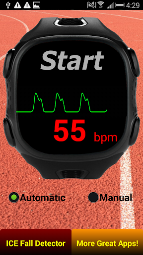 Heart Rate Monitor Instant