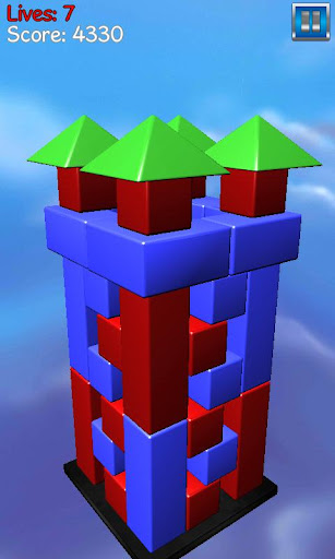Glass Tower 3D Android apk