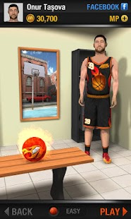 Real Basketball- screenshot thumbnail